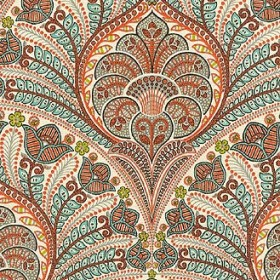 TBO Crescent Beach Coral Tommy Bahama Home Waverly PK Lifestyles Fabric