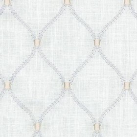 Deane Embroidery Sterling Waverly PK Lifestyles Fabric
