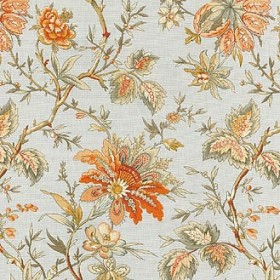 Felicite Persimmon Waverly Fabric