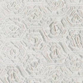 Solstice Emb Alabaster Waverly PK Lifestyles Fabric