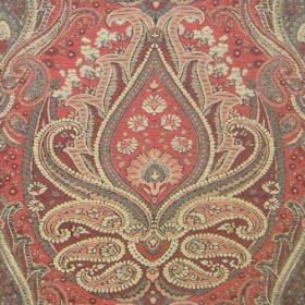 Annaleigh Rosewood Regal Fabric