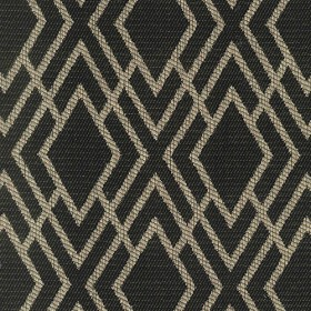 Dana Black Regal Fabric