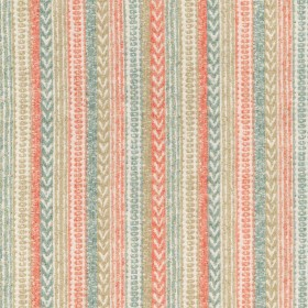 Ellyn Coral Regal Fabric