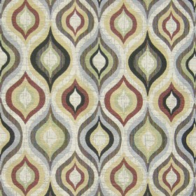 Garrett Redstone Regal Fabric