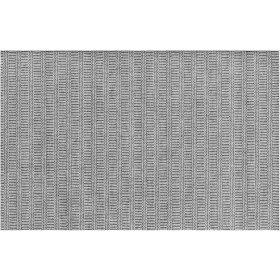 Ottoman Solid Pewter Laura Kiran Fabric