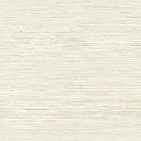 WB5501 White/Off Whites Grasscloth Wallpaper