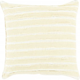 Charm and Comfort Green, Tan Pillow | WO001-2222D