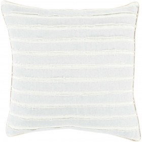 Charm and Comfort Blue, Tan Pillow | WO003-2020P