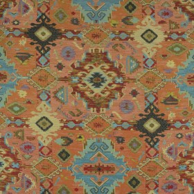 Zepher Adobe Southwest Upholstery Fabric