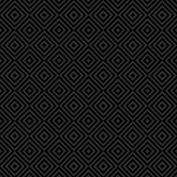 Metropolitan Black Geometric Diamond Wallpaper