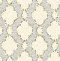 Structure Yellow Chain Link Wallpaper