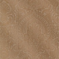 Alistair Copper Damask Wallpaper