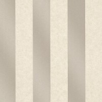 Magnus Pewter Paisely Stripe Wallpaper