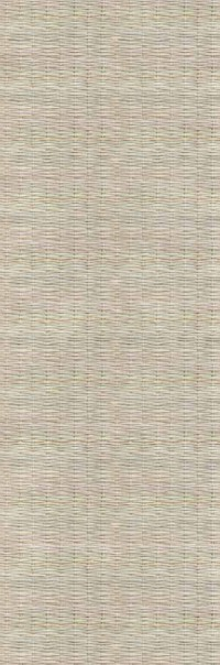 Canota Beige Oversized Woven Texture Wallpaper