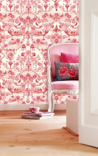 Pip de Jouy Wallpaper Mural