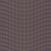 Genesis Purple Dotty Wallpaper