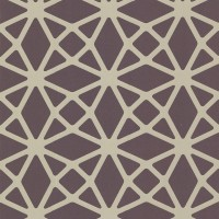 Enterprise Purple Lattice Wallpaper