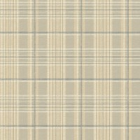 Fletcher Sage Tartan Wallpaper