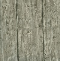 Rodeo Grey Outhouse Wood Wall Wallpaper