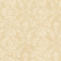 Bristol Taupe Torch Damask Wallpaper