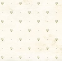 Polka Off-White Pinecone Ditzy Toss Wallpaper
