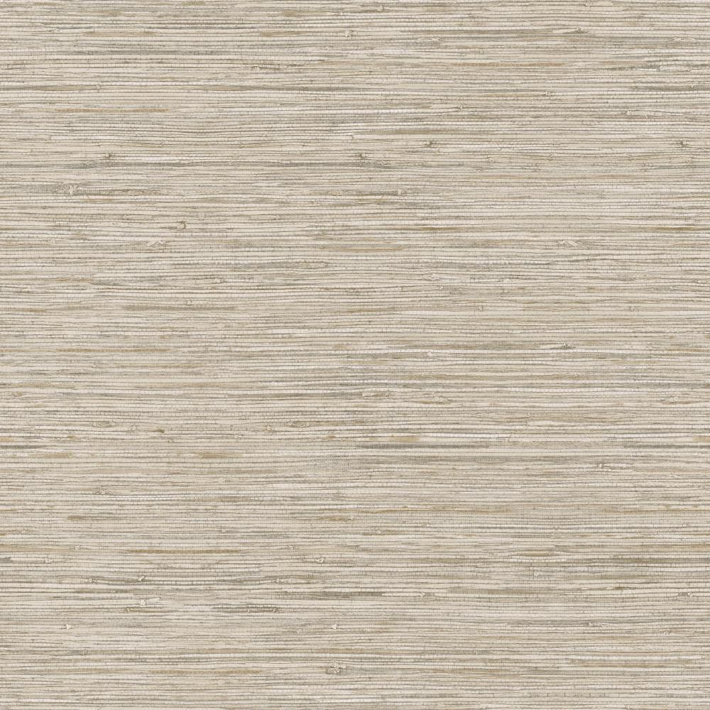 WB5502 Horizontal Grasscloth Faux Wallpaper