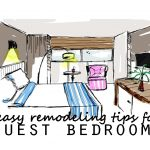 Stylish Remodeling Ideas for Your Guest Room
