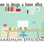 How To Design A Home Office for Maximum Efficiency