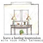 Make A Great First Impression: Decorating Your Home Entrance