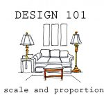 Design 101: Scale & Proportion
